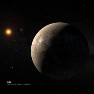 ASC - Trans-Neptunian Objects