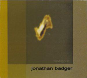 Jonathan Badger - Metasonic