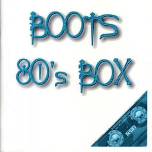 Ron Boots - 80's Box
