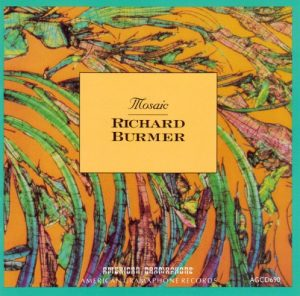 Richard Burmer - Mosaic