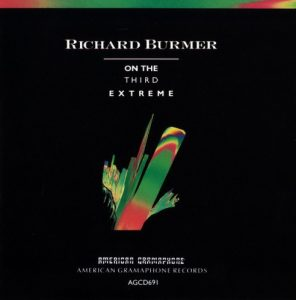 Richard Burmer - On the Third Extreme