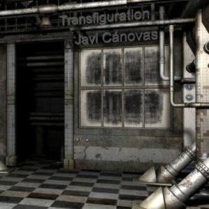 Javi Cánovas – Transfiguration