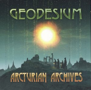 Geodesium - Arcturian Archives