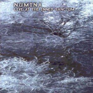 Numina - Live at the Inner Sanctum
