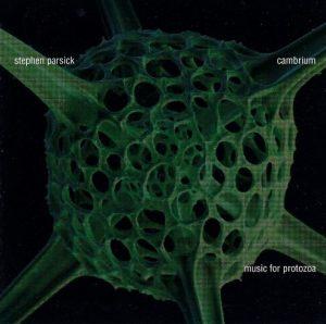 Stephen Parsick - Cambrium - music for protozoa