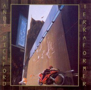 Andy Pickford - Terraformer