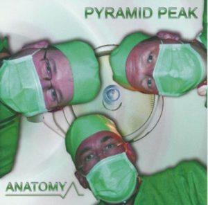 Pyramid Peak - Anatomy