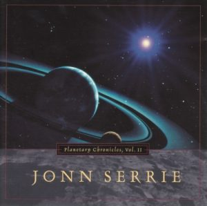 Jonn Serrie - Planetary Chronicles, Volume 2