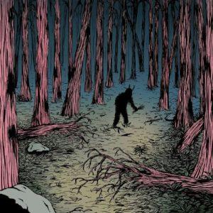 Wanderwelle - Lost in a sea of trees