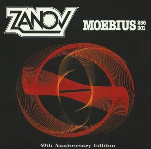 Zanov – Moebius 256301 (40th Anniversary edition)