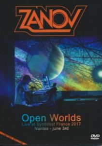 Zanov – Open Worlds (live at Synthfest 2017)