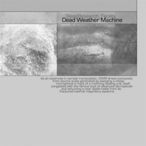 Sleepresearch_Facility – Dead Weather Machine / Dead Weather Machine Re:Heat