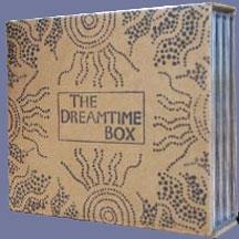 feature dreamtimebox - Feature of Steve Roach