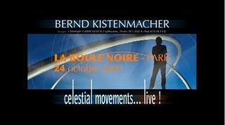parislive - Interview with Bernd Kistenmacher